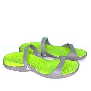 Crocs Cleo Size 10